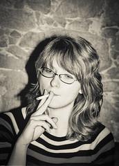 abizeit-264 (m_fifty_m) Tags: girl analog cigarette smoke