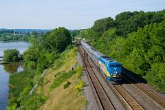 Bayview Junction (cz.fabijan) Tags: ontario canada train railway junction via bayview kanada vlak eleznice via70