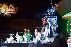 mini Christmas town