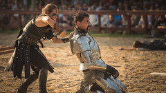 This might finally shut you up! (SauceyJack) Tags: metal wisconsin bristol costume cosplay july entertainment fantasy armor acting knight actor faire perform joust performer wi renaissance bristolrenaissancefaire jousting act brf entertain pretend kenosha 2014 costumeplay jouster jousttothedeath lr5 lightroom5 canon1dx 7020028isiil sauceyjack
