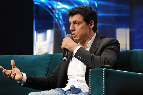 LEWEB 2014 - CONFERENCE - DIGITAL TRANSFORMATION FORUM - WHAT EVERY ENTREPRENEUR CAN LEARN FROM EXTREME SPORTS - TAIG KHRIS (ONOFF TELECOM)