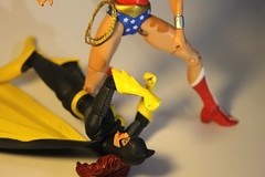 (leowchu) Tags: macro toys dc amazon hobby wonderwoman actionfigures batgirl dccomics superheroes gotham nerdery macrophotography princessdiana nerdgirls barbaragordon dianaprince batfamily toyphotography new52 actionfigurephotography amazonprincess dcwomen justnerdythings