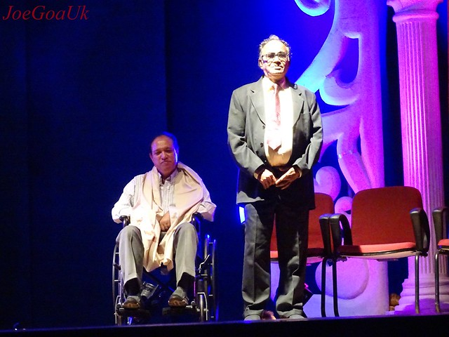 Lifetime Contribution to Tiatr Awards'  2014