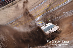 RallyMobil Motorshow 2014 (Cris Rally Films) Tags: jump mud rally movil mobil laguna r2 caren r3 gravel evo motorshow rallying 2014 rallymobil