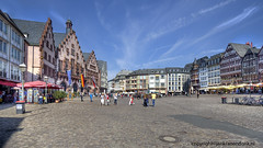 "Town square of Frankfurt • <a style=""font-size:0.8em;"" href=""http://www.flickr.com/photos/45090765@N05/15836775392/"" target=""_blank"">View on Flickr</a>"