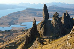 Old Man of Storr, Isle of Skye (conrad_hanchett) Tags: skye scotland rockformations oldmanofstorr