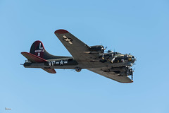 DSC_1312 (Michael#53) Tags: nikon military wwii houston airshow b17 d750 bomber warbird 2014 militaryaircraft wingsoverhouston sigma150500mm