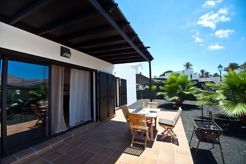 Villas Yaiza Terraza Jardin HR