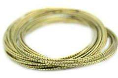 5th Avenue Brass Bracelet K1 P9490-3