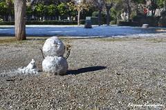 Άλσος Κηφισιάς (Eleanna Kounoupa) Tags: snow snowman greece ελλάδα χιόνι kifissia κηφισιά χιονάνθρωποσ άλσοσκηφισιάσ