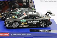 Carrera-30690 (www.CandC-Designs.co.uk) Tags: playboy gt audi dtm a5 carrera slotcar