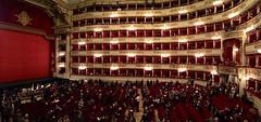 The Nutcracker, Teatro alla Scala, Milan, Italy (Anna & Michal) Tags: italy ballet milan opera italia milano newyearseve nutcracker 2014 lascala teatroallascala schiaccianoci