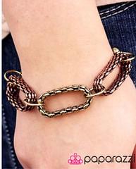 5th Avenue Brass Bracelet K1 P9490A-3
