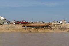 DSC03783 (Aaron_Choi) Tags: travel family winter people house lake tourism river asian boat fishing scenery asia cambodia cambodian village riverside speedboat floating lakeside unesco riverboat shack siemreap riverbank tonlesap tonlsap