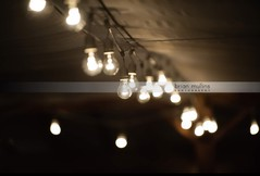 K2Productions Edison strand lighting