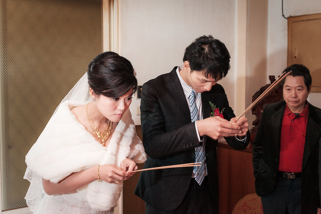嘉呈&敏媛Wedding-34