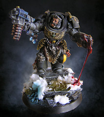 Wolf Guard Thoralf (nicoquandt) Tags: blood wolf power space guard 40k elite fist warhammer terminator wolves osl 40000 nmm wolve