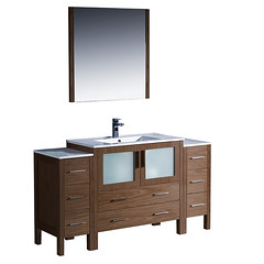FVN62-123612WB-UNS_WHITEBACKGROUND (Burroughs_Hardwoods) Tags: bathroom mirror bath sink cabinet furniture mirrors double storage sinks cabinets countertops cabinetry vanities