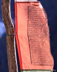 Tibetan Prayer Flag, Upper Pisang, Annapurna Circuit, Nepal (Feng Wei Photography) Tags: travel nepal color beautiful vertical asia outdoor scenic tibetan remote np annapurnacircuit annapurna prayerflag pisang manang tibetanbuddhism gandaki upperpisang westernregion annapurnaconservationarea