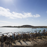 scilly-tresco-bikes-parked-on-quay