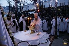 34. Праздник Богоявления в Святогорской Лавре