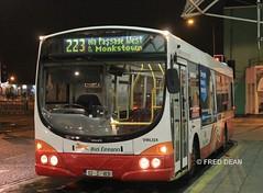 Bus Eireann VWL124 (02C1831). (Fred Dean Jnr) Tags: eclipse volvo cork wright buseireann b7l parnellplacebusstation vwl124 02c1831 buseireannroute223 january2015