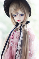 Ms Dragon <3 (Athena Roseanna Tse) Tags: doll dragon bjd dim kassia balljointeddoll dollinmind