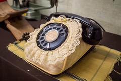 Old Style telephone... (anthonyleungkc) Tags: lumix hongkong olympus panasonic okinawa asph f28 omd lightroom 2016 vario m43 mft em5 okinawaworld 1235mm microfourthirds x1235