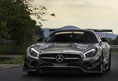 Mercedes AMG GT3 (Mysea!) Tags: car mercedes nikon df hungary rally budapest 3000 gumball amg gt3 sportcar aut worldcars