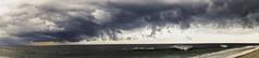 Ominous III Pano (James Loesch) Tags: storm pano seasidepark