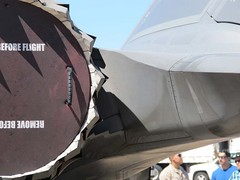 "Lockheed F-35B Lightning II 38 • <a style=""font-size:0.8em;"" href=""http://www.flickr.com/photos/81723459@N04/26880024971/"" target=""_blank"">View on Flickr</a>"