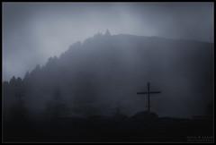 Still not at the top (WibbleFishBanana) Tags: cloud mist fog austria cross zillertal