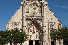 glise Saint-Lonard | Honfleur | Blonville-sur-Mer to Honfleur-67 (Paul Dykes) Tags: normandy normandie france may 2016 seaside coastal normandycoast sea honfleur glisesaintlonard stleonardschurch flamboyant gothic 17thcentury seventeenthcentury 18thcentury eighteenthcentury