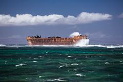 ES8A1347 (repponen) Tags: ocean trip beach garden island hawaii maui shipwreck gods lanai canon5dmarkiii
