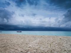 Approaching Sqall - Kuramathi (davee10101) Tags: weather squall maldives kuramathi