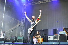 Baroness (Acquiring the Taste) Tags: morning food me against festival strand giant photography florence concert live crowd young machine surfing jacket orchestra atlas genius kaleo shaky knees oaks addiction deftones janes pickups baroness mortal ought unkown 2016 silversun
