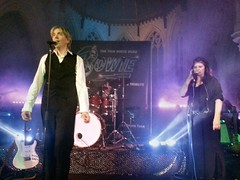 The Thin White Duke, Beckenham (Paul-M-Wright) Tags: uk music white david london church june st bowie concert live stage south gig group band duke 23 tribute thin georges beckenham 2016