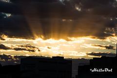 HlioDoi-8788 (Hlio Doi photographer) Tags: sunset sol brasil raios de do sinister 03 sp drama julho por assis anoitecer nightfall sinistro 2016 grandeangular dramaticidade
