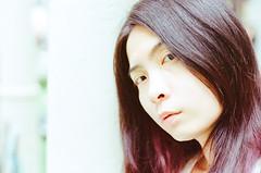 Let's go picnic! (Mr.Sai) Tags: portrait film girl analog 50mm fuji takumar f14 taiwan taipei smc fujica cinefilm bellavita 底片 st801 膠卷 電影底片 400t 菲林 8583 ecn2 高雄自由沖掃