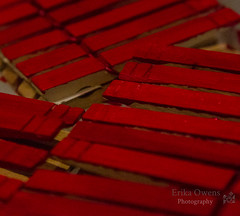 Clothespins (erika348) Tags: craft clothespins 365photochallenge