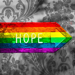 HOPE (amarcord108) Tags: hope photoshopcollage amarcord108