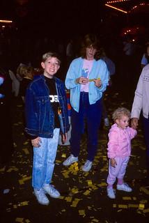 West Germany   -   HerbornSeelbach   -   Kirmes    -    Jeb    -    September 1989