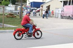 20150530 Davezieux Ardche - Rtromobile 07 - MOTOM SPASSO 50cc -(1950)- (anhndee) Tags: moto motorcycle ardeche motorbyke motorrad byke ardche rhonealpes annonay motosanciennes