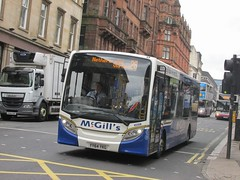 McGills B8019 YY64YKG Renfield St, Glasgow on 26 (1280x960) (dearingbuspix) Tags: mcgills 8019 b8019 yy64ykg
