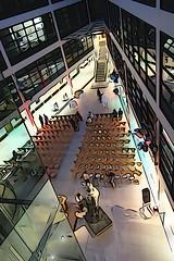 Inside the Willy-Brandt-Haus - taken from the third floor. (Pascal Volk) Tags: berlin kreuzberg willybrandthaus swpa travelingexhibition sonyworldphotographyawards wanderausstellung berlinfriedrichshainkreuzberg sonydscrx100 illustrationhigh