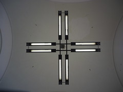 Herne_Bf_01 (Kurrat) Tags: lampe bahnhof hbf ruhrgebiet herne beleuchtung ruhrpott