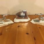 Jenn's trophies :)