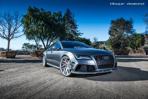Blaque Diamond Bd 3 2015 Audi Rs7