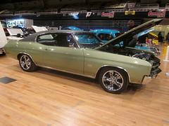 1970 Chevy Chevelle SS (splattergraphics) Tags: washingtondc chevelle chevy 1970 carshow chevelless dcnationalguardarmory unitythundercarclub