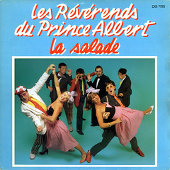 1984_les_reverends_du_prince_albert_la_salade (Marc Wathieu) Tags: music belgium belgique coverart vinyl pop cover record sleeve chanson chansonfranaise vinylcover sleevedesign frenchchanson chansonbelge